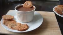 Chocolate dip (non paleo)
