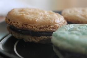 Macarons (non paleo)