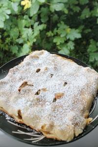 apple (squared) pie