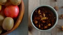 pumpkin 'granola' (paleo)
